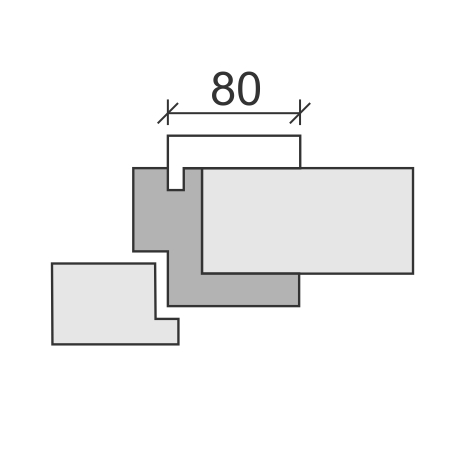 Reguliuojama PS80